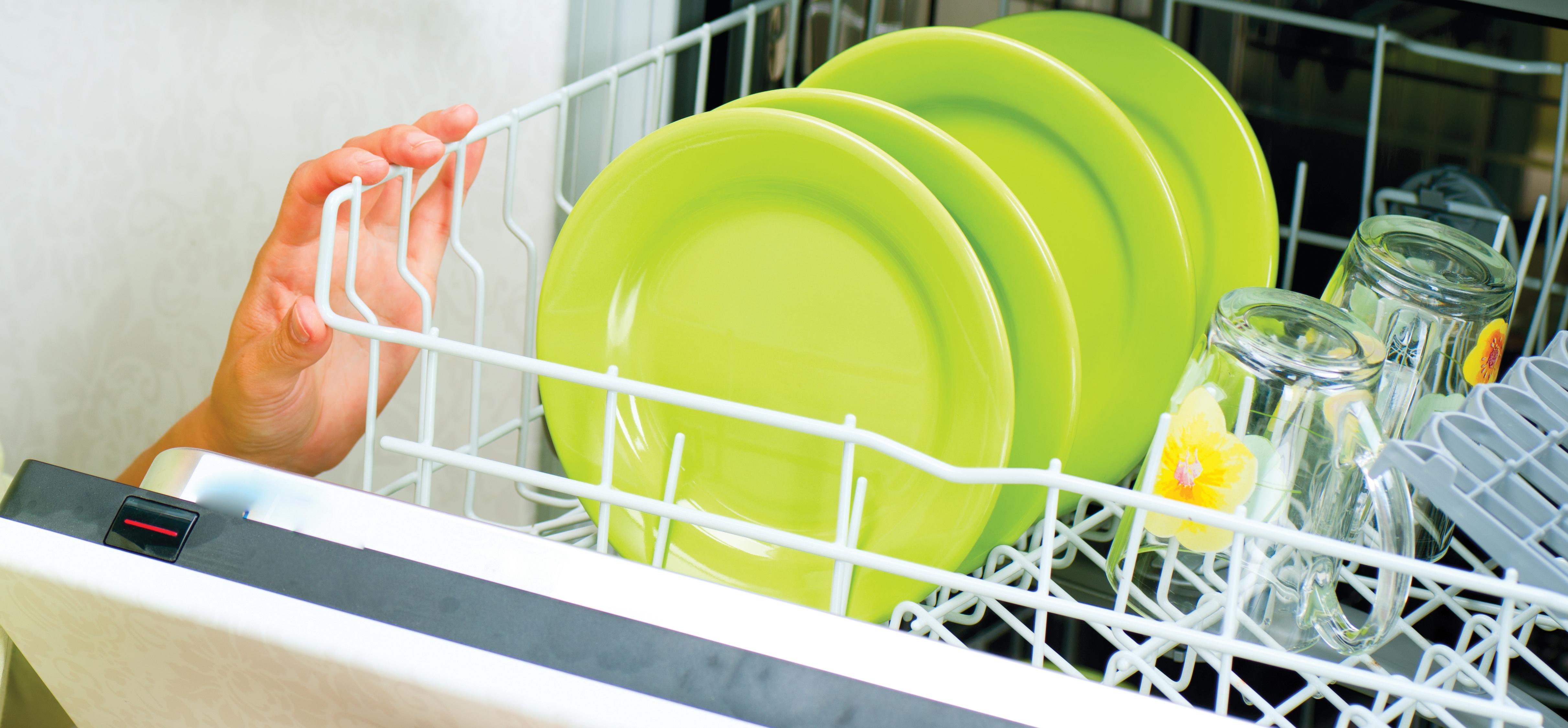 astianpesukoneen puhdistus