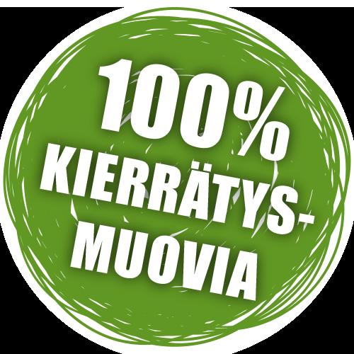 Kierrätysmuovi-logo