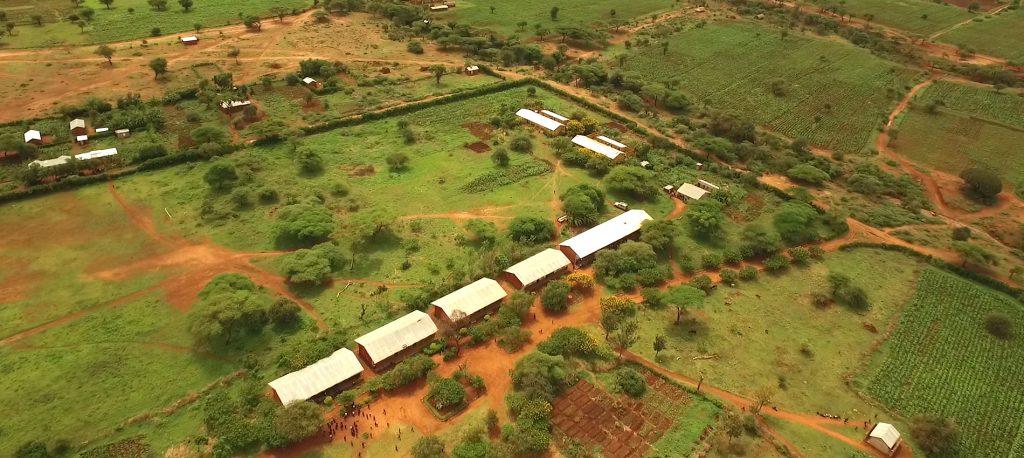 SINI-koulu Tansaniassa