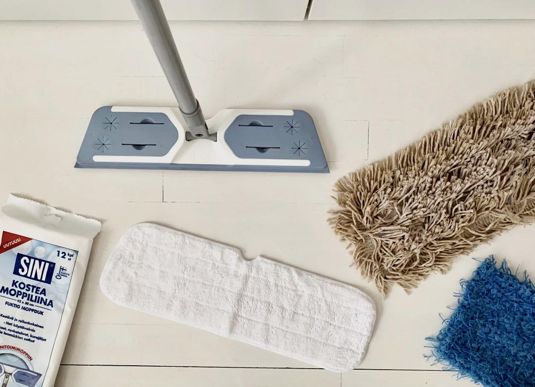 Puulattian Pesu Välineet