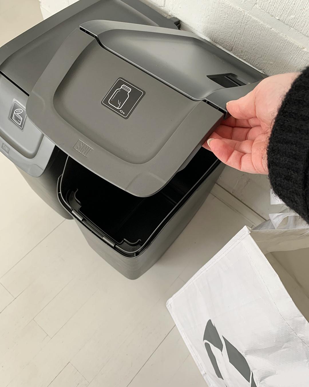 Kierrätysastia